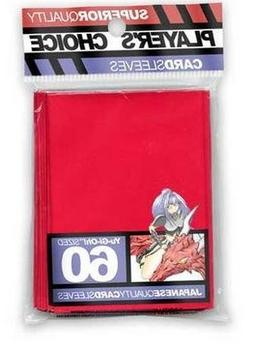 Player's Choice Yu-Gi-Oh! Red Sleeves  - Designed for Smalle