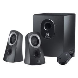Logitech Z313 Computer Speakers with Subwoofer 25 Watts Soun