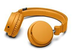 Urbanears Zinken On-Ear DJ Headphones, Bonfire Orange